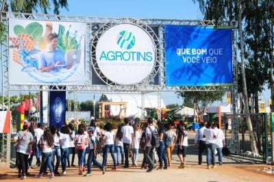 Secretaria da Agricultura inicia as reservas de espaços planejados para participação de empresas na 18ª edição da Agrotins.