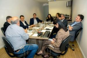 Presidente do Ruraltins Pedro Dias participou da reunião do conselho deliberativo da Asbraer