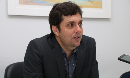 O juiz Antônio Dantas ressaltou que os projetos realizados nas unidades prisionais de Araguaína são de extrema importância para a ressocialização dos presos