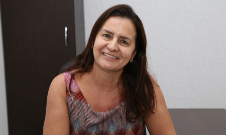 A empresária Eliete Lobo disse que a parceria com os projetos sociais da unidade Barra da Grota colaboram com a ressocialização dos detentos