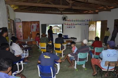 Apresentação do Projeto de Moradia para os indígenas. Foto Lauane dos Santos - Governo do Tocantins.JPG
