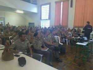 Policiais militares do Tocantins participam do Curso de Nivelamento no Paraná_300.jpg