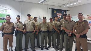 Comitiva da PMTO são recepcionados por policiais militares do Paraná_300.jpg