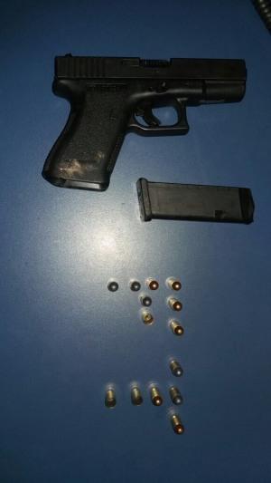 Arma de fogo apreendida em Colinas_300.jpg