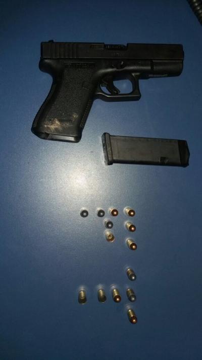 Arma de fogo apreendida em Colinas_400.jpg