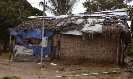 Casas da Aldeia Boto Velho necessitam de melhorias