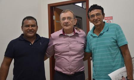 Governo busca parceria com a prefeitura de Pium, visando melhorias nas Aldeias próximas ao município