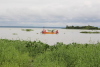 Bombeiros mergulhadores de Colinas do Tocantins e de Araguaína estão no local à procura da vítima