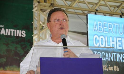 Blairo Maggi afirmou que o Tocantins tem ótimas condições para superar, cada dia mais, os seus índices de produção e que será uma peça fundamental para o Brasil e o mundo