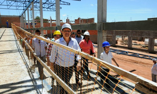 Marcelo Miranda ressaltou que a unidade escolar tem um significado muito grande para a cidade de Araguaína