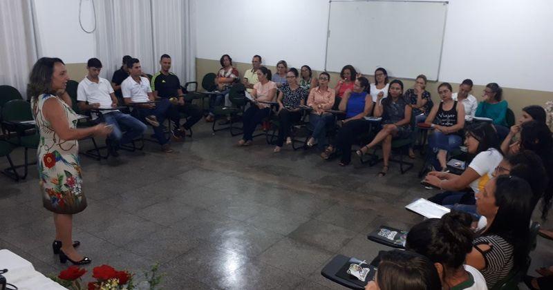 A reunião de Colinas foi realizada nesta quinta-feira