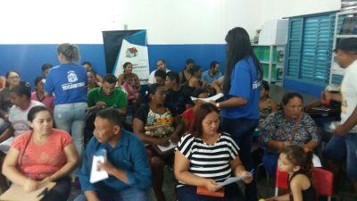 Trabalho de pós-ocupação nos municípios Tocantinenses
