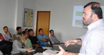 A vinda do consultor ao Tocantins foi um convite do governador Marcelo Miranda