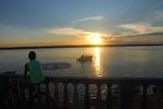 Araguatins possui praias de água doce banhadas pelo rio Araguaia/ Manoel Júnior.