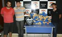 Presos pela Operação Trasgo, em Palmas
