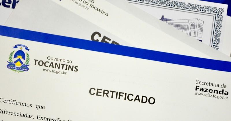 Requisições de 2ª via de certificados para a progressão funcional