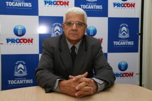 Superintendente do Procon-TO, Nelito Vieira Cavalcante.JPG