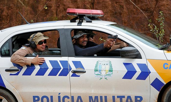 Objetivo é a atualização do efetivo em relação ao emprego da arma de fogo como parte inerente ao exercício da atividade de proteção de autoridades