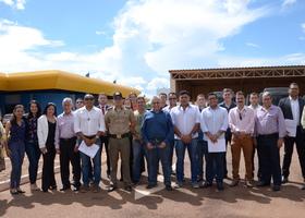 Conselheiros do Cetran Tocantins