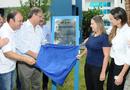 O governador Marcelo Miranda inaugurou na manhã desta quinta-feira, 22, a sede própria da Agência Tocantinense de Saneamento (ATS)