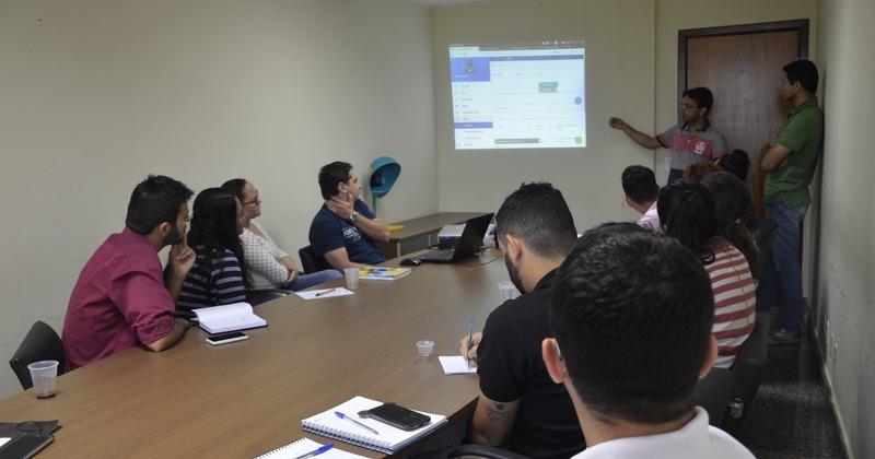 Servidores conheceram mais do novo Sistema e demais colegas serão treinados. Foto Lauane dos Santos.jpeg