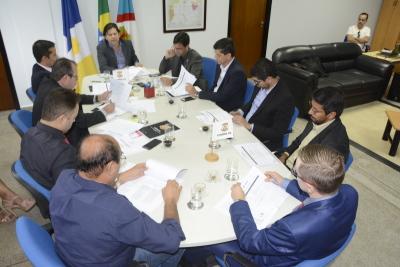 Conselho Gestor do FUMPOL-TO realiza deliberações durante 4ª reunião ordinária