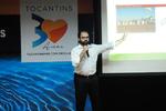 Edson Eddy Zacarias ministrou a palestra Logística como viabilizadora do Agronegócio no Tocantins