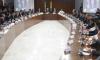 A reunião contou presença de 17 governadores, os demais Estados foram representados por vice-governadores e secretários de segurança pública