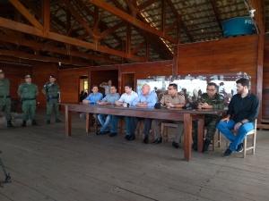 Balanço da Piracema do Tocantins é apresenta em coletiva dos órgãos ambientais_Foto Ney Carneiro-Governo do Tocantins (137)_300.jpg