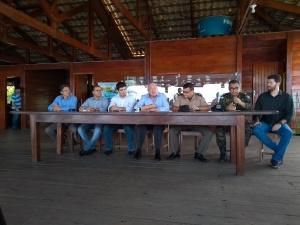 Balanço da Piracema do Tocantins é apresenta em coletiva dos órgãos ambientais_Foto Ney Carneiro-Governo do Tocantins (146)_300.jpg