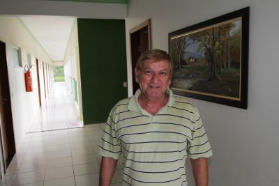 Eugênio Pacelli é proprietário do Hotéis do Bico
