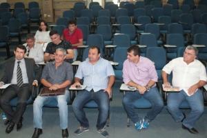 Natal César Alves de Casto explicou que o Naturatins já possui o apoio do Sebrae, Seden, municípios e da Seplan