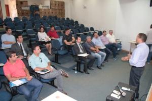 A reunião ocorreu com os prefeitos de Novo Acordo, Lizarda, Ponte Alta do Tocantins, Santa Tereza, Rio Sono e São Fé