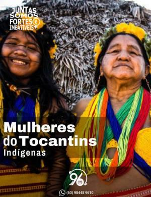 REDESAT  mostra  belezas das comunidades  em homenagem à mulher tocantinense