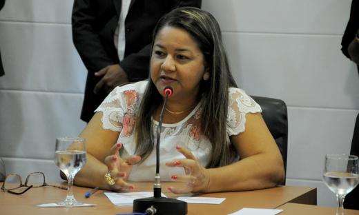 A reitora da Unitins, Suely Cabral Quixabeira, destacou a importância do trabalho integrado entre as instituições de ensino superior para a promoção do desenvolvimento do Tocantins