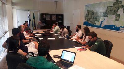 Os ajustes para o Famtour  foram discutidos em reunião realizada na Seden na tarde desta quarta-feira, 7