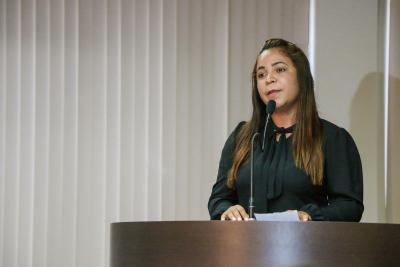 Elizete Freire Cavalcante, Coordenadora da Casa Abrigo de Palmas.