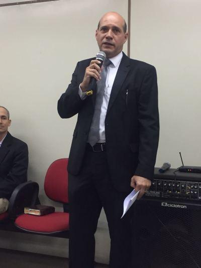 PGE Sérgio do Vale enfatizou a luta da mulher ao longo dos anos
