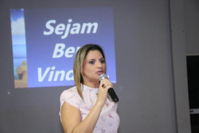 Gleides Silva, gerente de Gurupi agradeceu às empresas pelo apoio dado ao Sine