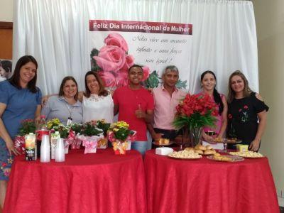Dia de homenagem para as servidoras da Ciretran de Formoso do Araguaia