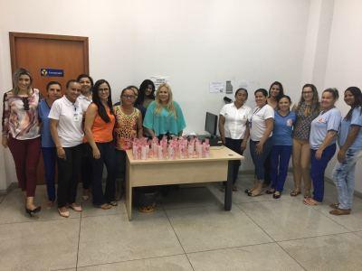 Dia de homenagem para as servidoras da Ciretran de Araguaína