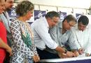 Termo de Transferência de Recursos foi assinado nesta sexta-feira, 9, entre o Governo do Estado e a Prefeitura de Gurupi