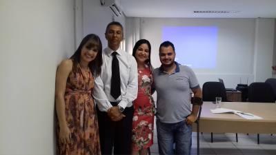 Conselheiros representantes da Seciju também foram empossados. Foto Tamires Rodrigues - Governo do Tocantins_400.jpg