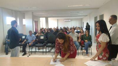 Conselheiros são empossados - Foto Tamires Rodrigues - Governo do Tocantins.jpeg