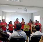 Apresentação dos Alunos da Apae de Palmas marcou momento de posse