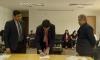 Secretário Glauber empossa nova mesa diretora do Conselho Penitenciário
