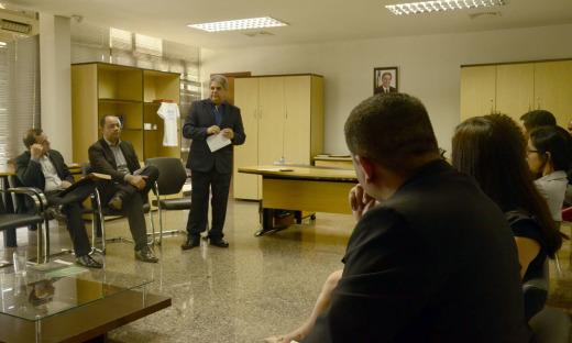 Secretário destaca avanços da Seciju e do Penitenciário