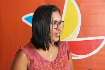 Leilane Carvalho aprovou a capacitação