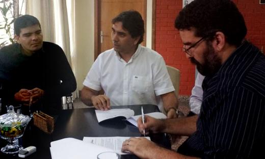 Contrato para a elaboração do sistema informatizado do ICMS Ecológico foi assinado na sexta-feira, 9, e o prazo para a produção da plataforma é de 180 dias