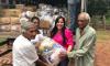 Cerca de 4 mil quilos de alimentos estão sendo distribuídos às comunidades quilombolas